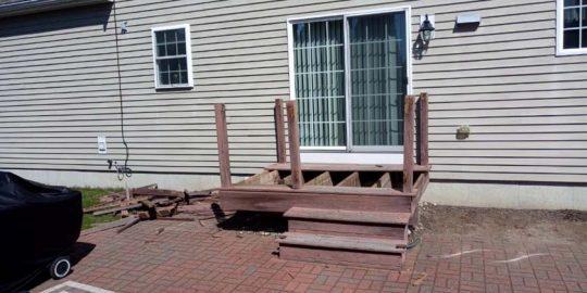 deck repair MA