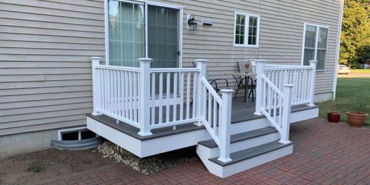 deck construction MA
