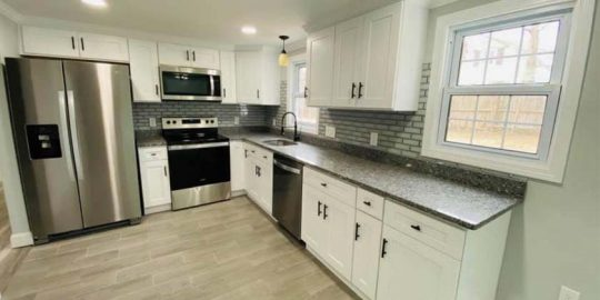 kitchen remodeling MA