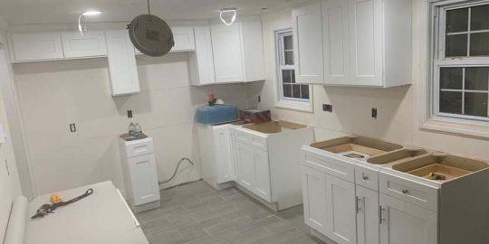 kitchen remodel MA